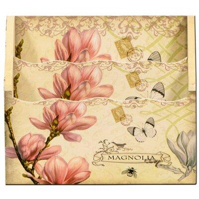 Carrick Design Magnolia Letter Rack
