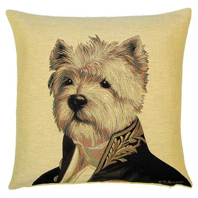 BelgianTapestries Cushion Cover