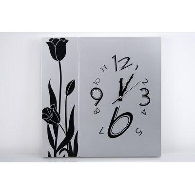 Garpe Interiores Wooden Wall Clock