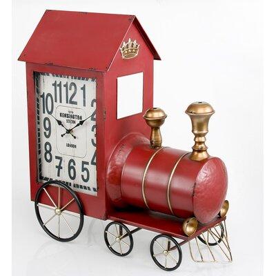 Garpe Interiores Clock Train