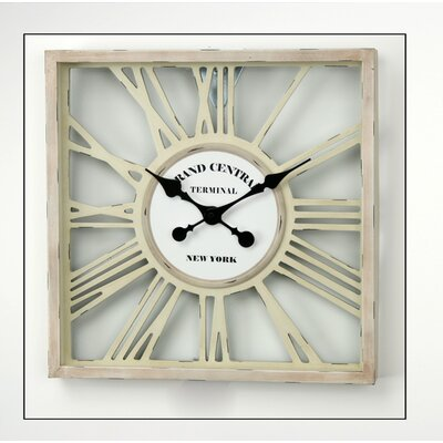 Garpe Interiores 52cm Metal Wall Clock
