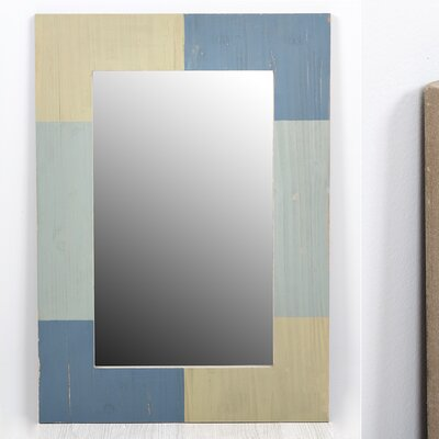 Garpe Interiores Brooklyn Fir/MDF Mirror