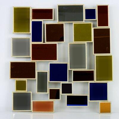 Garpe Interiores Coloured Mirror