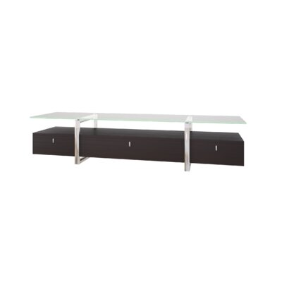 """71"""" TV Stand Color: Wenge"""