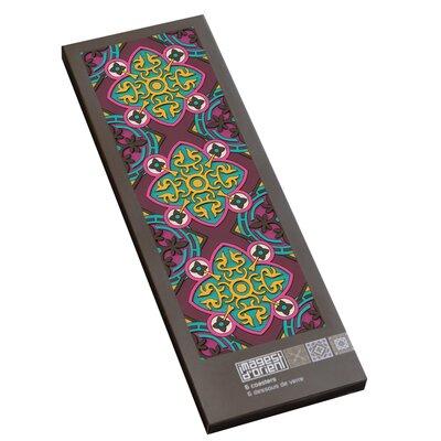 Images D'Orient UK Sejjadeh Prune 32.2cm Coaster