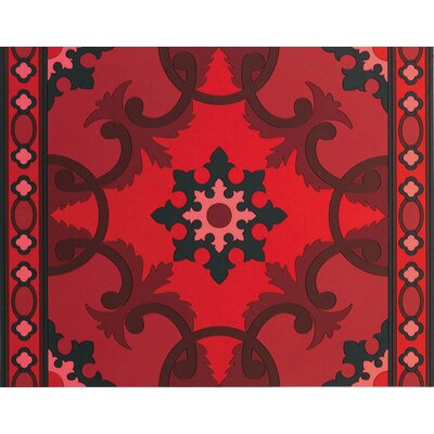 Images D'Orient UK Sejjadeh Prune 43.3cm Placemat