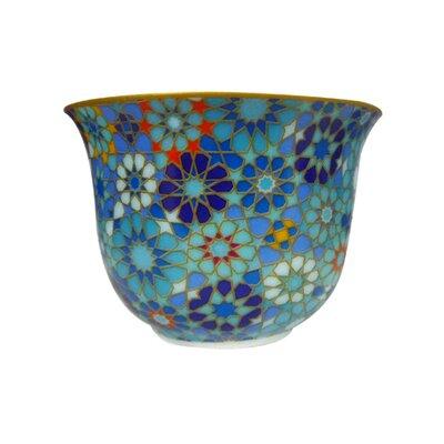 Images D'Orient UK Moucharabieh 60ml Porcelain Coffee Cup