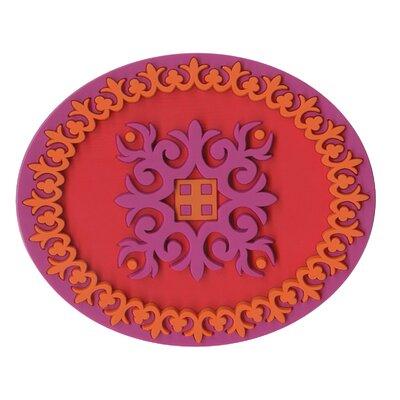 Images D'Orient UK Sejjadeh Prune Zen Soap Dish