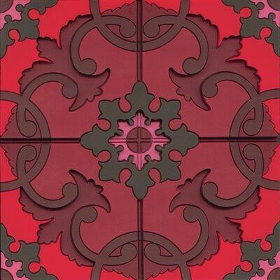 Images D'Orient UK Sejjadeh Prune 14.5cm Coaster