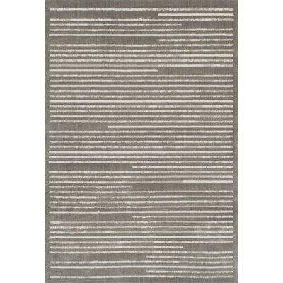 Oriental Weavers Teppich Louvre in Grau
