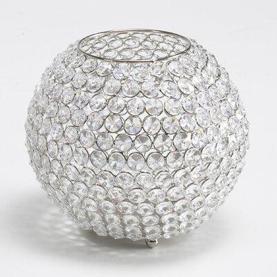 Artra Kerzenständer Kugel Crystallights