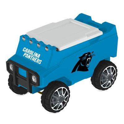 30 Qt. NFL Rover Cooler NFL Team: Carolina Panthers