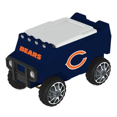 30 Qt. NFL Rover Cooler NFL Team: Chicago Bears