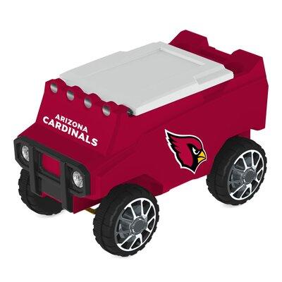 30 Qt. NFL Rover Cooler NFL Team: Arizona Cardinals