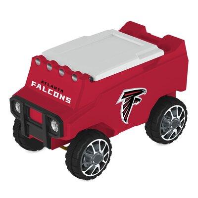 30 Qt. NFL Rover Cooler NFL Team: Atlanta Falcons