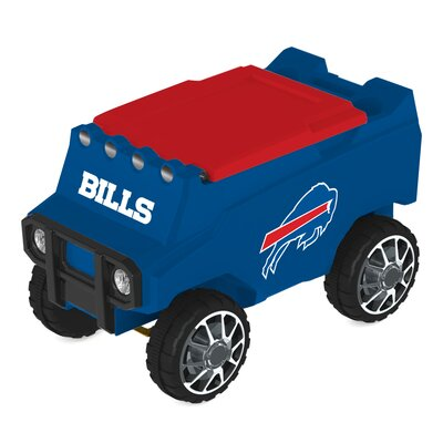 30 Qt. NFL Rover Cooler NFL Team: Buffalo Bills