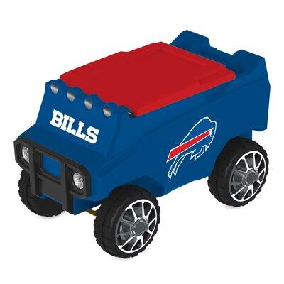 30 Qt. NFL Rover Cooler NFL Team: Buffalo Bills