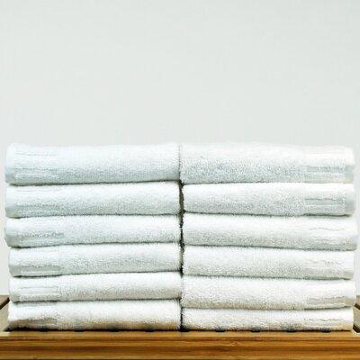 Fiorella 100% Cotton Washcloth