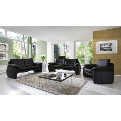 Sofa Team 3-tlg. Wohnzimmer-Set