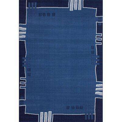 Kayoom Funky Blue Blue Area Rug