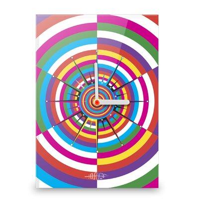 Hourleaf Compass Wall Clock