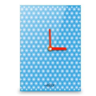 Hourleaf Diamonds Star Burst Wall Clock