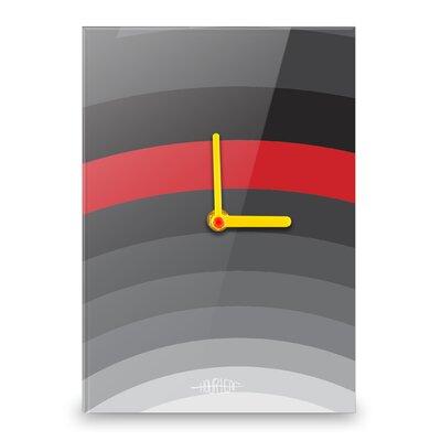 Hourleaf Standout III Wall Clock