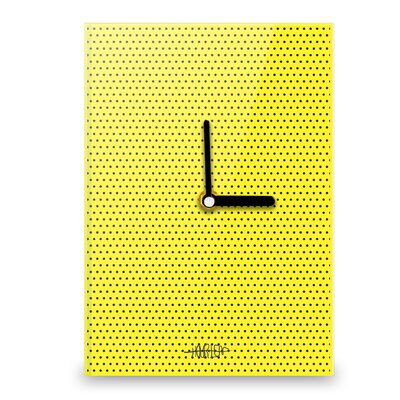Hourleaf Connect the Dots Wall Clock