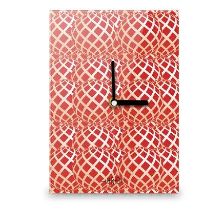 Hourleaf Globes Wall Clock