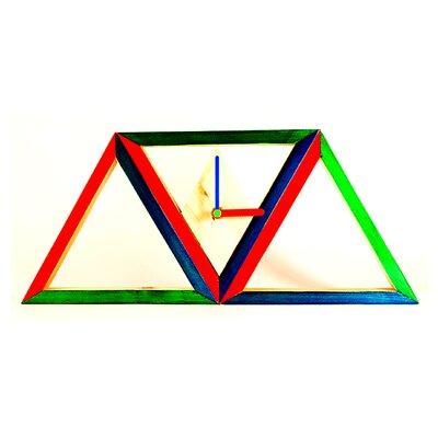 Hourleaf Random Wall Clock