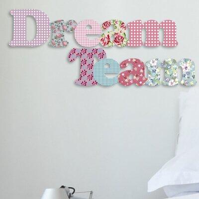 Cuadros Lifestyle Dream Team Wall Décor