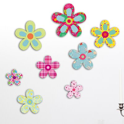 Cuadros Lifestyle Flower Wall Décor