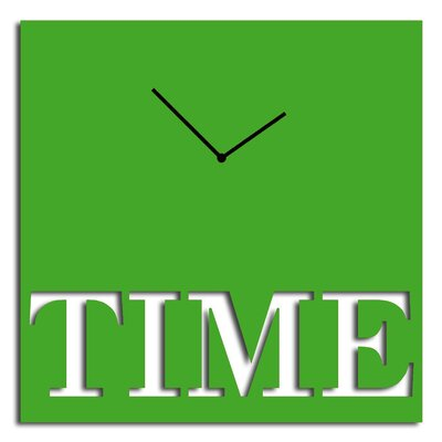 Cuadros Lifestyle Time Wall Clock