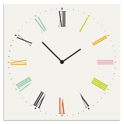 Cuadros Lifestyle Filigree Wall Clock