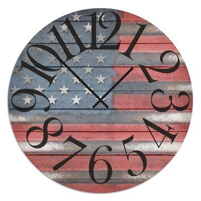 Cuadros Lifestyle USA Wall Clock