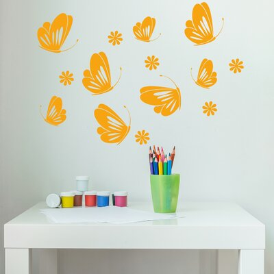 Cuadros Lifestyle Butterflies Wall Sticker
