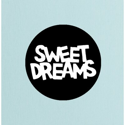 Cuadros Lifestyle Sweet Dreams Wall Sticker