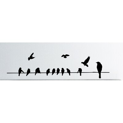 Cuadros Lifestyle Birds Wall Tattoo