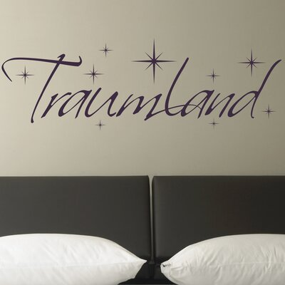 Cuadros Lifestyle Traumland Wall Sticker
