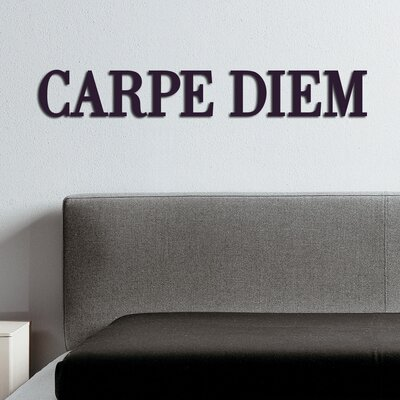 Cuadros Lifestyle Carpe Diem Wall Décor