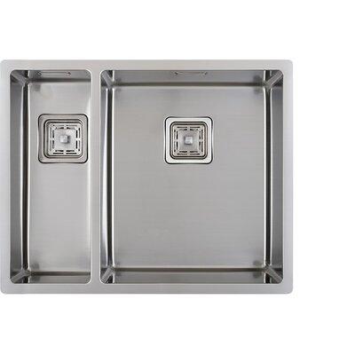Caressi Q10 Series 55cm x 44cm Kitchen Sink
