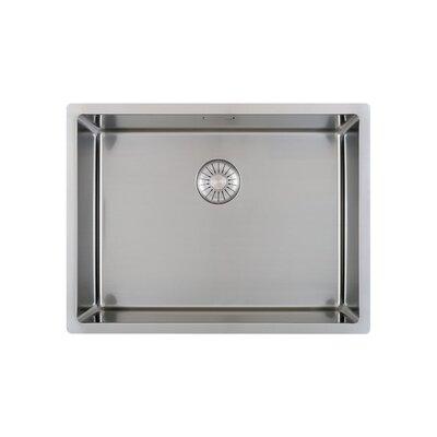 Caressi R10 Series 54cm x 41cm Seamless Kitchen Sink