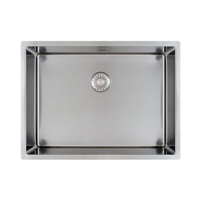 Caressi R10 Series 59cm x 44cm Single Kitchen Sink