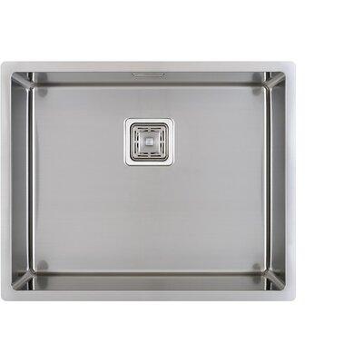 Caressi Q10 Series 54cm x 44cm Kitchen Sink