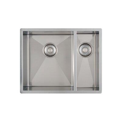 Caressi R6R0 Series 55cm x 44cm Zero Radius Kitchen Sink