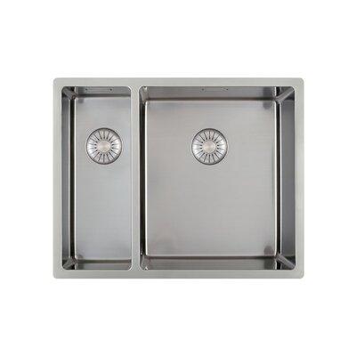 Caressi PPR10 Series 55cm x 44cm Seamless Kitchen Sink