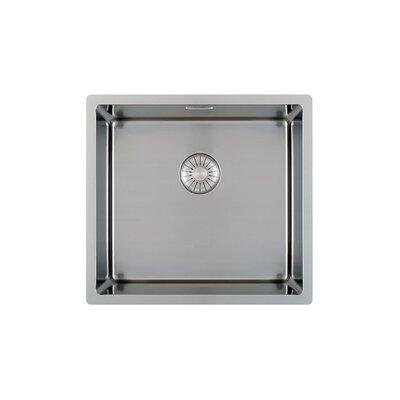Caressi R10 Series 44cm x 41cm Seamless Kitchen Sink