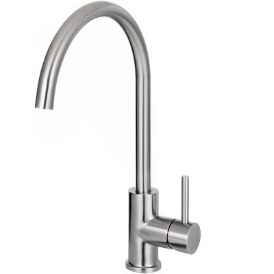 Caressi Traditional Rounded Single Handle Surface Mounted Monobloc Mixer Tap