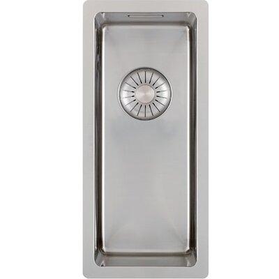 Caressi R10 Series 38cm x 44cm Single Kitchen Sink