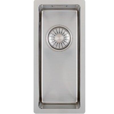 Caressi R10 Series 13cm x 44cm Single Kitchen Sink